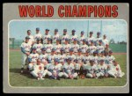 1970 O-Pee-Chee #1   Mets Team Front Thumbnail
