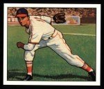 1950 Bowman REPRINT #72  Howie Pollet  Front Thumbnail