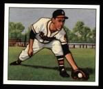 1950 Bowman REPRINT #55  Buddy Kerr  Front Thumbnail