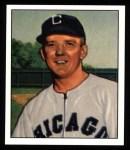 1950 Bowman REPRINT #91  Cass Michaels  Front Thumbnail