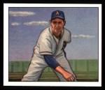 1950 Bowman REPRINT #141  Joe Coleman  Front Thumbnail