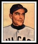 1950 Bowman REPRINT #195  Phil Cavarretta  Front Thumbnail