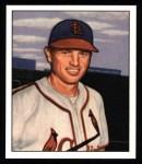 1950 Bowman REPRINT #239  Bill Howerton  Front Thumbnail