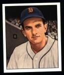 1950 Bowman REPRINT #243  Johnny Groth  Front Thumbnail