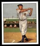 1950 Bowman REPRINT #104  Sam Chapman  Front Thumbnail