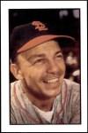 1953 Bowman REPRINT #49  Eddie Stanky  Front Thumbnail