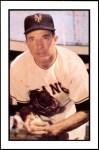 1953 Bowman REPRINT #76  Jim Hearn  Front Thumbnail