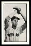 1953 Bowman B&W Reprint #2  Willard Nixon  Front Thumbnail
