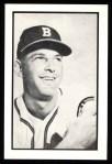 1953 Bowman B&W Reprint #38  Dave Cole  Front Thumbnail