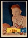 1957 Topps #32  John Kerr  Front Thumbnail