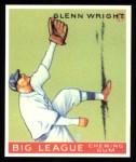 1933 Goudey Reprint #143  Glenn Wright  Front Thumbnail