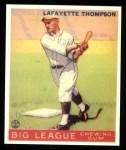 1933 Goudey Reprint #13  Lafayette Thompson  Front Thumbnail