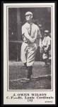 1916 M101-5 Blank Back Reprint #193  J. Owen Wilson  Front Thumbnail