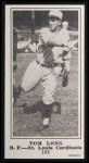 1916 M101-5 Blank Back Reprint #103  Tom Long  Front Thumbnail