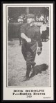 1916 M101-5 Blank Back Reprint #149  Dick Rudolph  Front Thumbnail