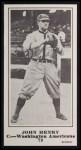 1916 M101-5 Blank Back Reprint #79  John Henry  Front Thumbnail
