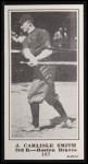 1916 M101-5 Blank Back Reprint #167  J. Carlisle Smith  Front Thumbnail