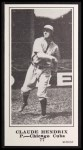 1916 M101-5 Blank Back Reprint #77  Claude Hendrix  Front Thumbnail
