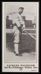 1916 M101-5 Blank Back Reprint #63  Jacques Fournier  Front Thumbnail