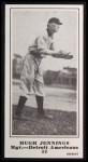 1916 M101-5 Blank Back Reprint #89  Hughie Jennings  Front Thumbnail