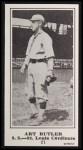 1916 M101-5 Blank Back Reprint #21  Art Butler  Front Thumbnail