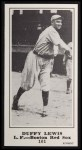 1916 M101-5 Blank Back Reprint #101  Duffy Lewis  Front Thumbnail