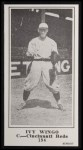 1916 M101-5 Blank Back Reprint #194  Ivy Wingo  Front Thumbnail