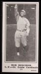 1916 M101-5 Blank Back Reprint #14  Bob Bescher  Front Thumbnail