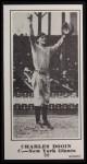 1916 M101-5 Blank Back Reprint #50  Charles Dooin  Front Thumbnail