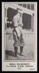1916 M101-5 Blank Back Reprint #141  Bill Rariden  Front Thumbnail