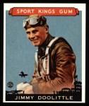 1933 Sport Kings Reprint #28  James Doolittle   Front Thumbnail