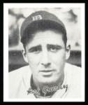1936 Goudey Reprint #15  Hank Greenberg  Front Thumbnail