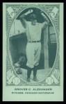 1922 E120 American Caramel Reprint #152  Grover Alexander  Front Thumbnail