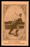 1922 E120 American Caramel Reprint #97  Will Jacobson  Front Thumbnail