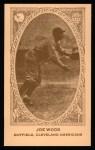 1922 E120 American Caramel Reprint #45  Joe Wood  Front Thumbnail