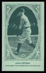 1922 E120 American Caramel Reprint #204  Jack Peters  Front Thumbnail