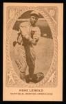 1922 E120 American Caramel Reprint #6  Nemo Leibold  Front Thumbnail