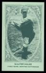1922 E120 American Caramel Reprint #127  Walter Holke  Front Thumbnail