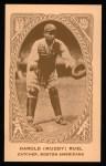 1922 E120 American Caramel Reprint #13  Muddy Ruel  Front Thumbnail