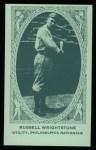 1922 E120 American Caramel Reprint #210  Russel Wrightstone  Front Thumbnail