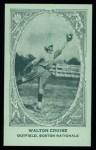 1922 E120 American Caramel Reprint #123  Walton Cruise  Front Thumbnail