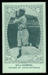1922 E120 American Caramel Reprint #237  William Sherdel  Front Thumbnail