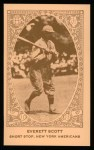 1922 E120 American Caramel Reprint #73  Everett Scott  Front Thumbnail