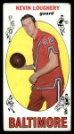 1969 Topps #94  Kevin Loughery  Front Thumbnail