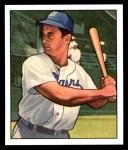 1950 Bowman REPRINT #113  Gene Hermanski  Front Thumbnail