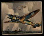 1939 Gum Inc. World In Arms #7 A  Swedish Junkers Bomber Front Thumbnail