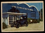 1954 Topps World on Wheels #49   The Long Island Automotive Museum Front Thumbnail