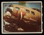 1950 Topps Freedoms War #91   B-17 Flying Fortress   Front Thumbnail
