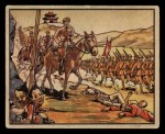 1938 Gum Inc. Horrors of War #80   Chiang's Son Leads Red Army Against Japs Front Thumbnail