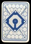 1968 Topps Game #25   Gene Alley   Back Thumbnail